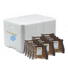 15 Liter Soldaterflue i frostpakke