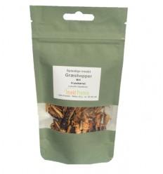 Græshopper (mix) frysetørret (Locusta migratoria)